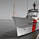 Coast Guard Cutter Alert by Bob Hortman