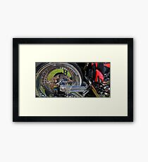 Taylormade Framed Print