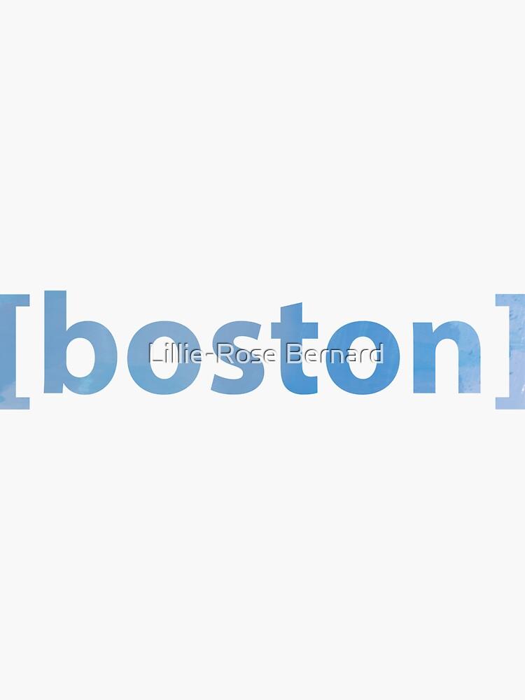 Boston Watercolor by groquestudio