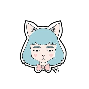 Cat Girl by charmanderjoy