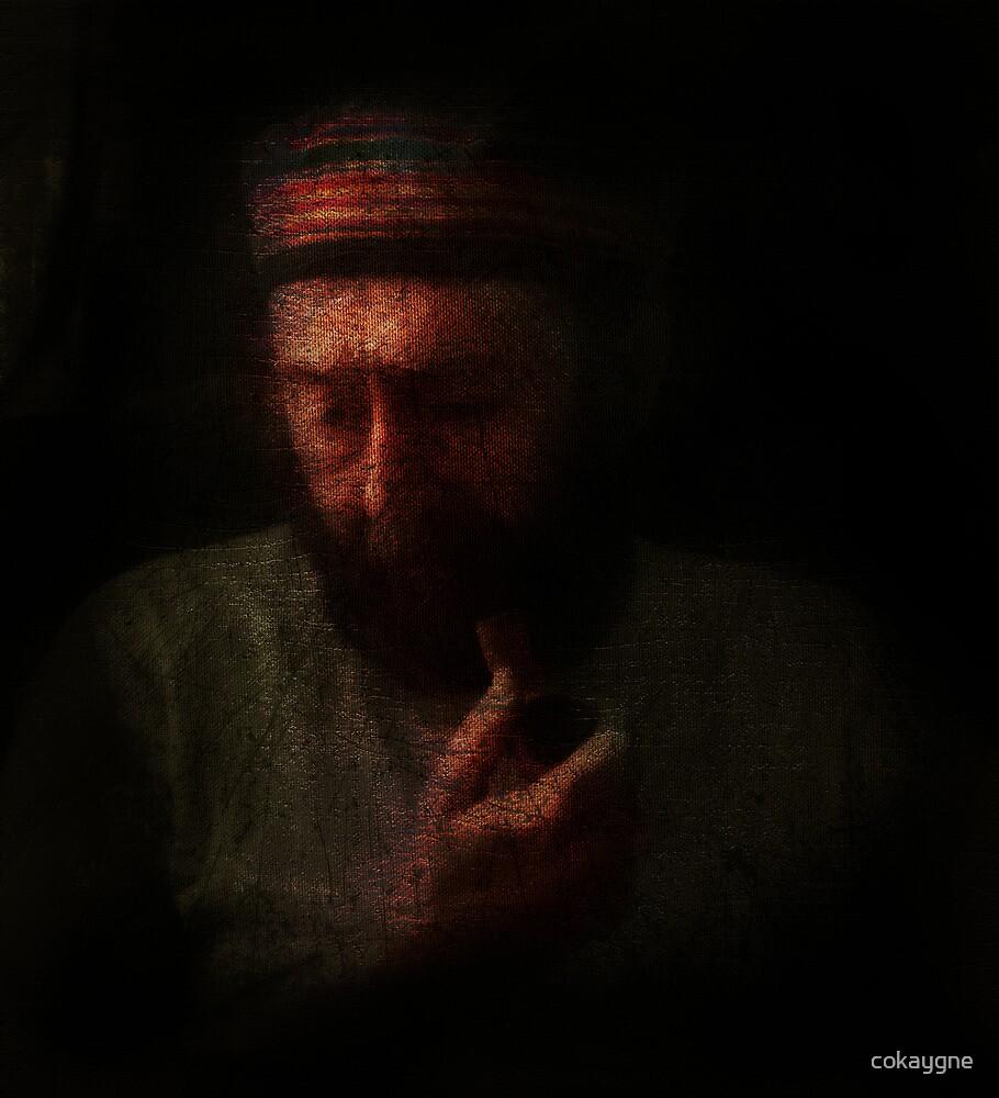 Self Portrait by cokaygne