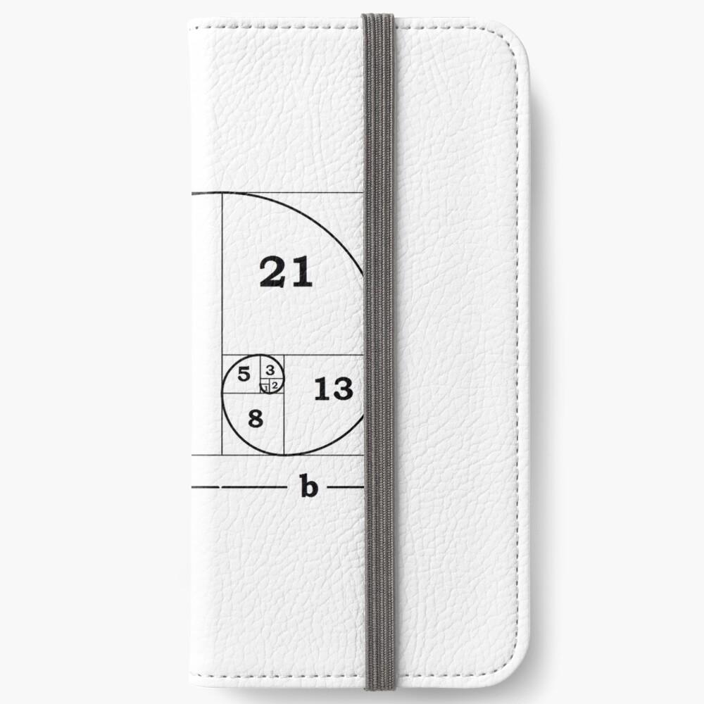 #Golden #Ratio #GoldenRatio #Design Ideas Fibonacci Spiral = 1.6180339887498948420 iPhone Wallet