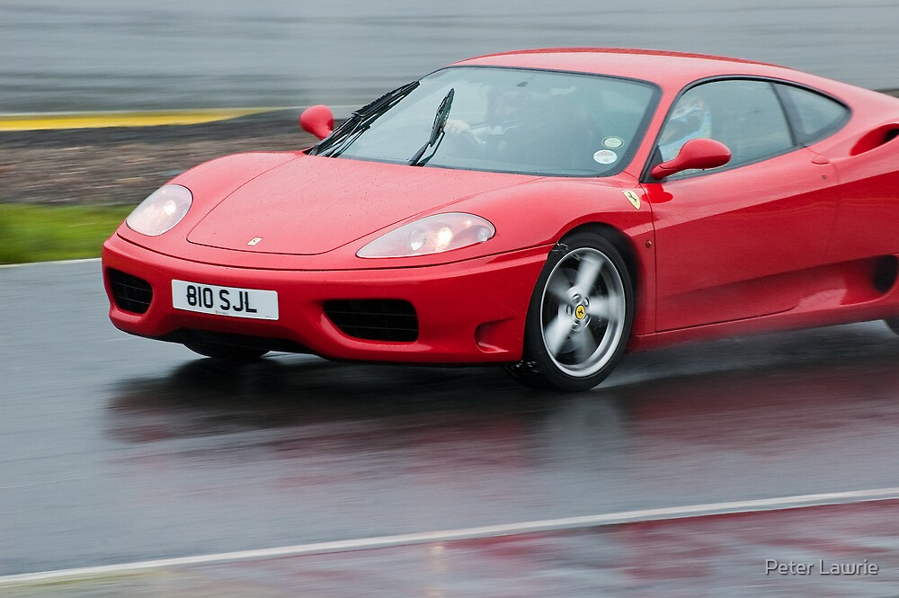 Ferrari 360 Modena by Peter Lawrie