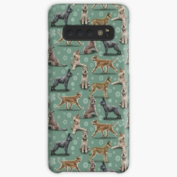 The Berger Picard Samsung Galaxy Snap Case