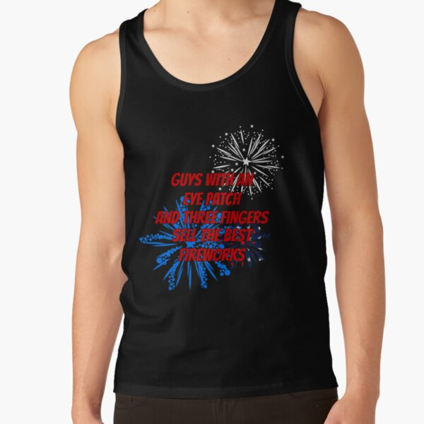 Onegirl Womens American Flag Print Plus Size Tank Tops Fourth of July Independence Day Loose Vest Top Blouse
