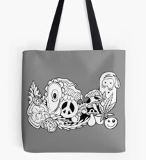 Doodleart-FirstTry Tote Bag