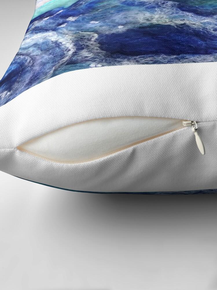 Alternate view of The Beacon Throw Pillow