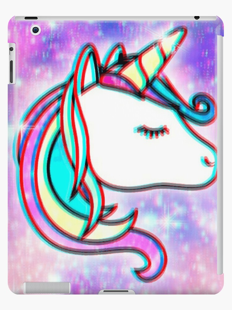Awesome cute galaxy unicorn