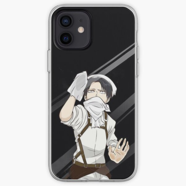 Cleaning Levi  iPhone Soft Case