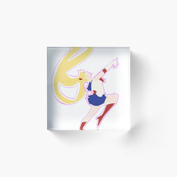 Bishoujo senshi sailor moon Acrylic Block