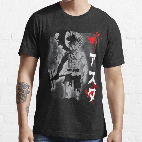 Asta - Toro negro Camiseta esencial
