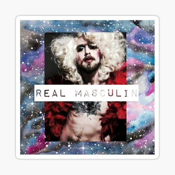 Lolla wesh Real masculin Sticker