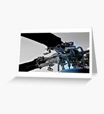 Rotor Greeting Card