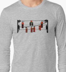 Hanging traffic lights Long Sleeve T-Shirt