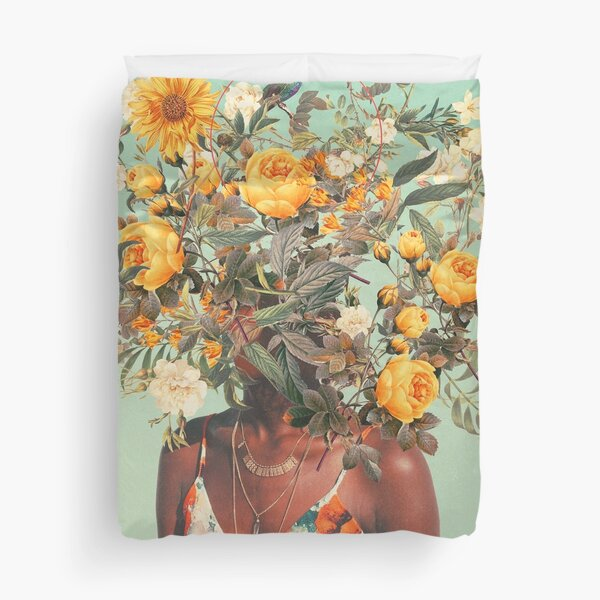 You Loved me a Thousand Summers ago Duvet Cover