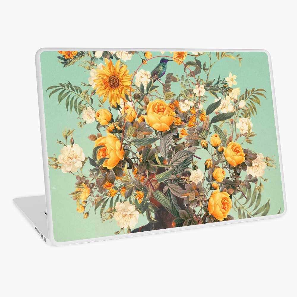 You Loved me a Thousand Summers ago Laptop Skin