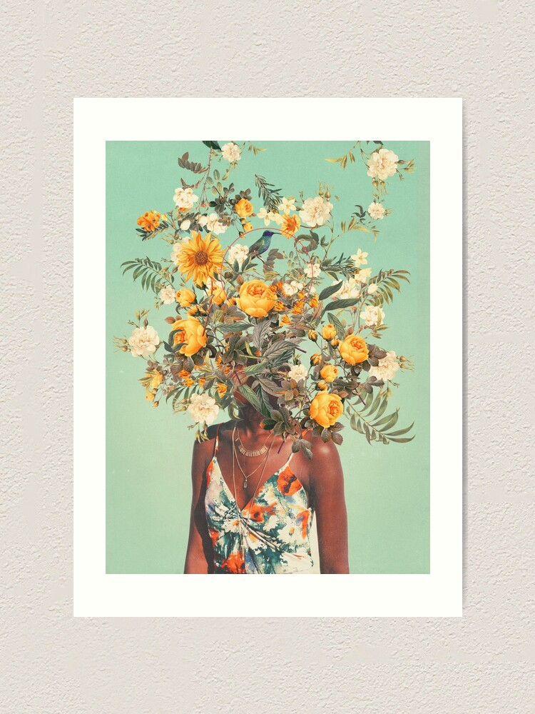 Alternate view of You Loved me a Thousand Summers ago Art Print