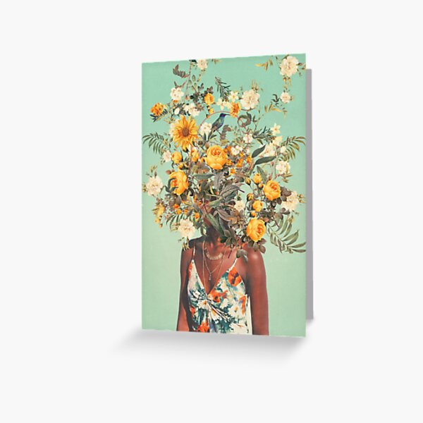 You Loved me a Thousand Summers ago Greeting Card