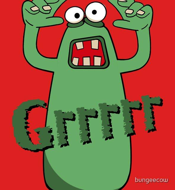 Grrrrr by bungeecow
