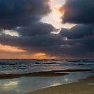 Another ordinary sunset by Antonio Zarli