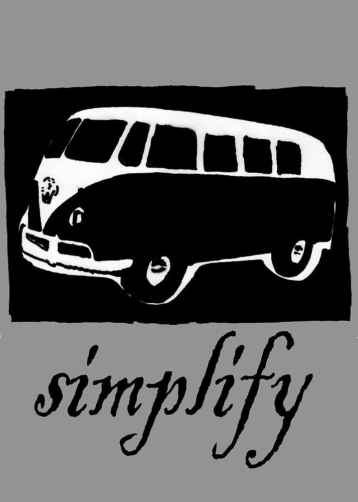simplify by davepockett