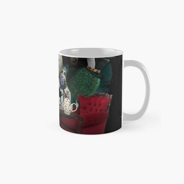 Alice In Wonderland Collage Classic Mug