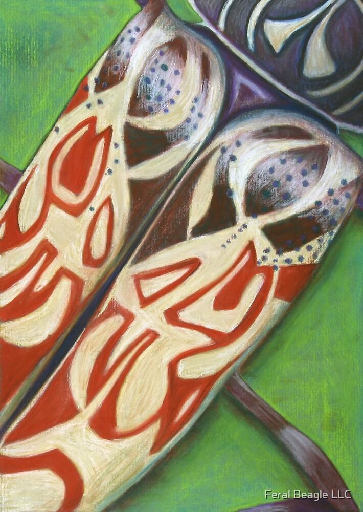 Acrosinus abstractus by Feral Beagle LLC
