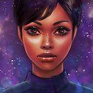 Starmichael by Darktownart