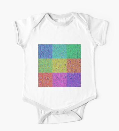 Deep Dreaming of a Color World 2K Kids Clothes