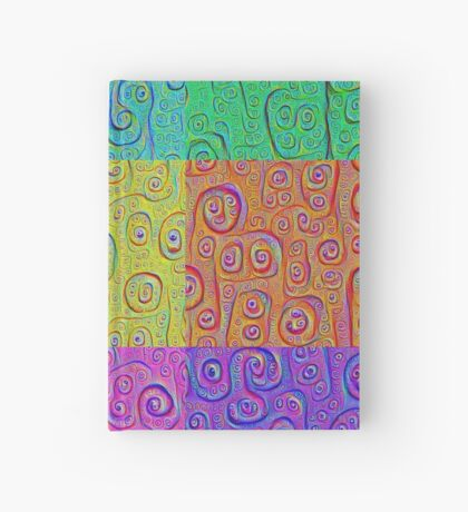 Deep Dreaming of a Color World 2K Hardcover Journal