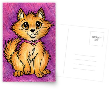 Pom Pup - Cute Little Pomeranian by CGafford