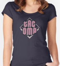 Tacoma Fitted Scoop T-Shirt