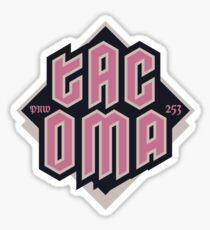 Tacoma Glossy Sticker