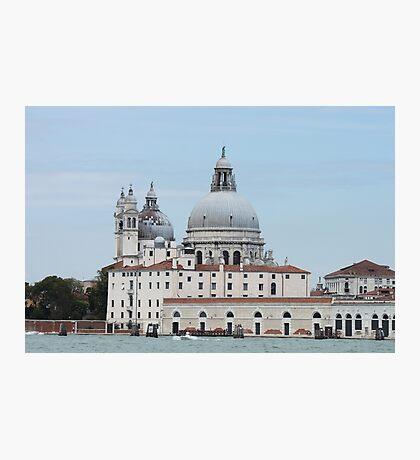 Santa Maria della Salute Photographic Print