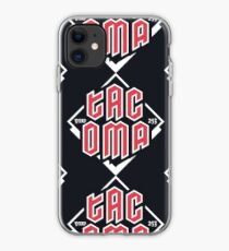 Tacoma but in red iPhone Case