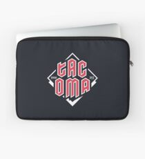 Tacoma but in red Laptop Sleeve