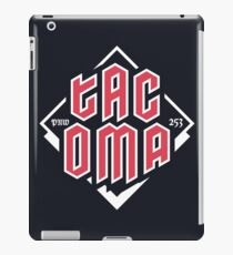 Tacoma but in red iPad Case/Skin