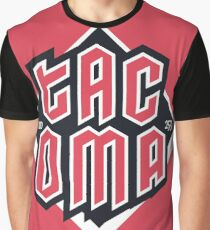 Tacoma but in red Graphic T-Shirt