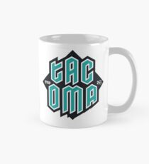 Copy of Tacoma but in teal! Classic Mug