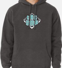 Copy of Tacoma but in teal! Pullover Hoodie