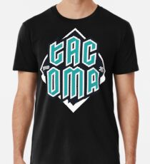 Copy of Tacoma but in teal! Premium T-Shirt