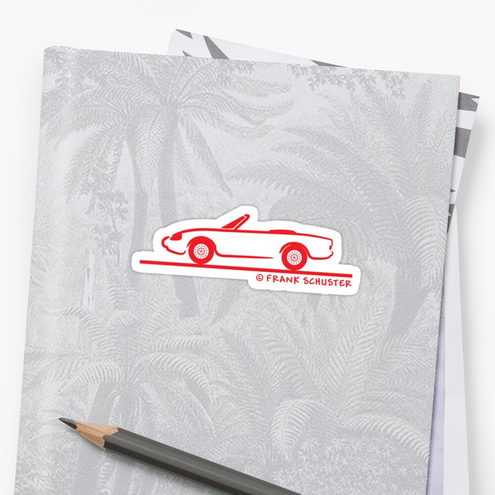 Alfa Romeo Spider Duetto by Frank Schuster