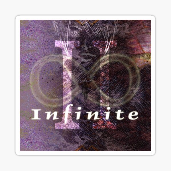 Infinite II Sticker