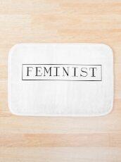 Feminist Badematte