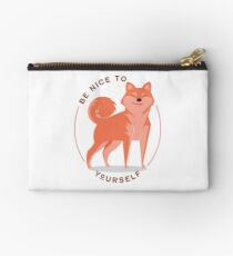 Be Nice to yourself Zipper Pouch