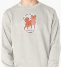 Be Nice to yourself Pullover Sweatshirt