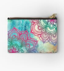 Round and Round the Rainbow Studio Pouch
