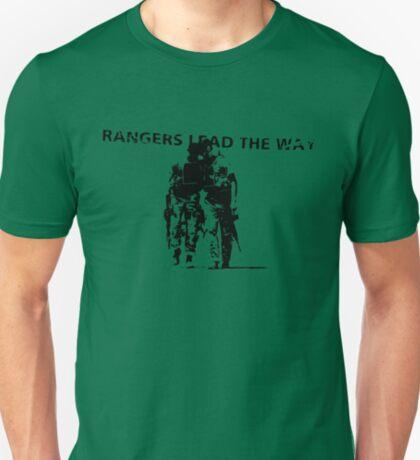 Rangers Lead the Way - U.S. Army  T-Shirt