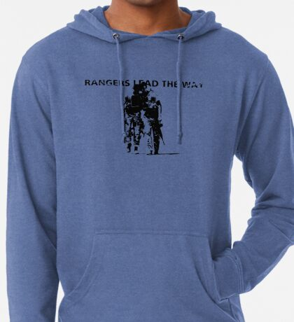 Rangers Lead the Way - U.S. Army  Lightweight Hoodie