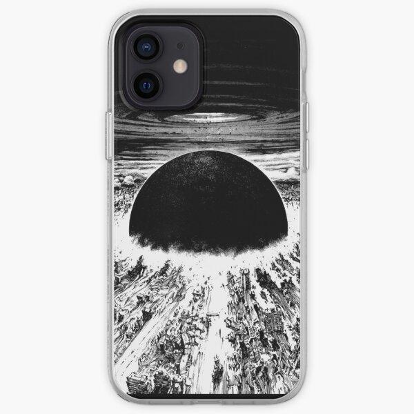 Akira réveille une explosion néo-tokyo Coque souple iPhone